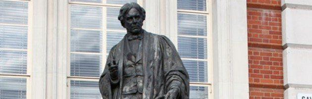 Michael Faraday, pai do primeiro motor elétrico (1791-1867)