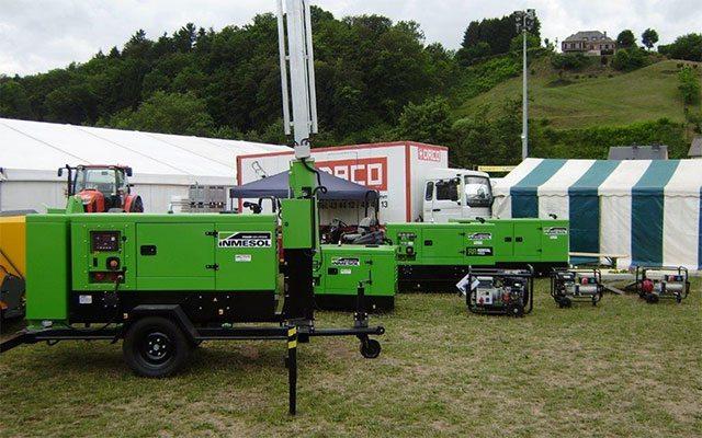 Inmesol participou Feira Agricola Ettelbruck Luxemburgo 2014