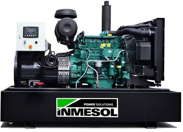 Gerador com controle DSE-6020-MKII
