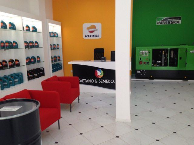 NGRC, Lda é o distribuidor dos produtos Inmesol em Angola