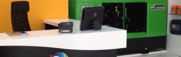 Nosso distribuidor em Angola inaugura um 'showroom' de produtos Inmesol