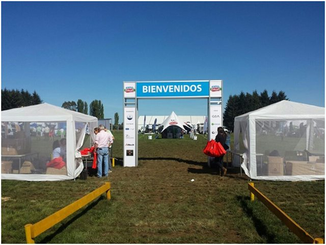 ExpoColun é organizada pela Cooperativa Agrícola y Lechera de La Unión Limitada