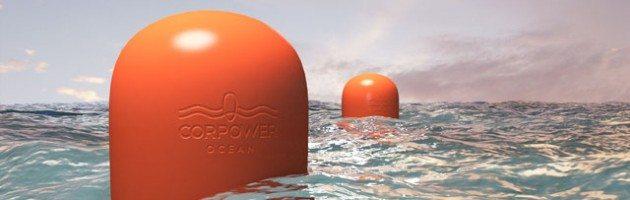 Iberdrola e CorPower Ocean produzirão energia limpa a usar ondas