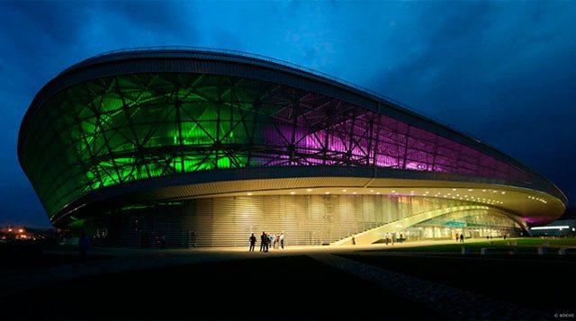 Centro de Patinagem Oval Olímpico Sochi 2014