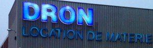 Companhia DRON na França