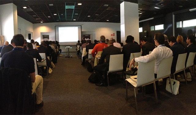 Participantes nas conferências do programa