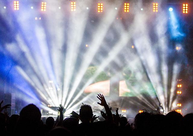 Grupos electrogéneos espectáculos, eventos e promoções - Fotografia: Daniel Robert