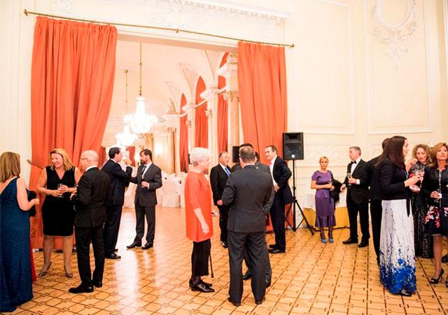 ASEAMAC celebração do seu XX Aniversário Jantar de Gala no histórico Casino de Madrid