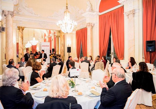 ASEAMAC celebração do seu XX Aniversário