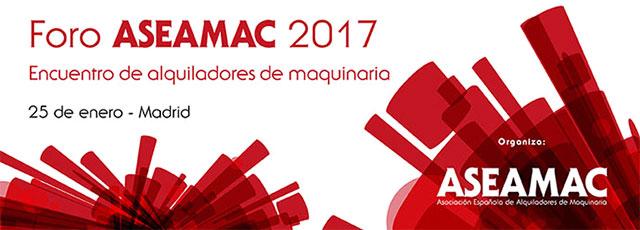 FÓRUM ASEAMAC 2017