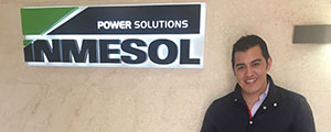Director do ERLUX Power Group visita a INMESOL