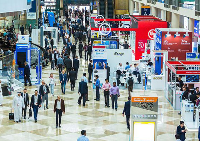 Feira Middle East Electricity de 2017