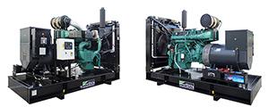 A INMESOL inclui motores VOLVO PENTA de última geração nas suas gamas Industrial e Emergência (50 Hz e 60 Hz)
