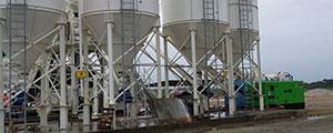 Grupos eletrogéneos INMESOL no CENTRO ESPACIAL EUROPEU DE KOUROU