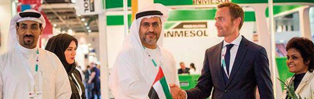 MEE 2018 Organizado pelo Ministério da Energia dos Emirados Árabes Unidos